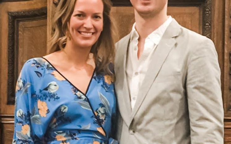 Courtney Haviland & Will Shrauner